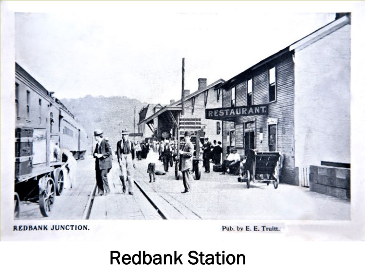Redbank Station - New Bethlehem PA